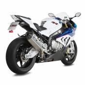 Silencieux MIVV Speed Edge inox BMW S1000 RR 15-16