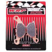 Wrp F4r Off Road Suzuki Rm 85 Rear Brake Pads One Size