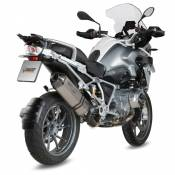 Silencieux Mivv Speed Edge Titane BMW R 1200 GS 13-18