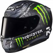 Casque Hjc RPHA 11 - CRUTCHLOW REPLICA - BLACK