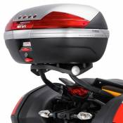 Support de top case Givi Monorack Kawasaki Versys 650 10-14