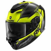 Shark Spartan Gt Carbon Shestter XL Carbon / Yellow / Yellow