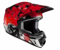 Casque cross HJC CS-MX II GRAFFED MC1SF - 2XL
