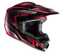 Casque cross HJC CS-MX II EDGE MC1 - S