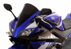 Bulle MRA Racing claire Yamaha YZF-R 125 08-16