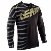 Maillot cross Leatt GPX 5.5 ULTRAWELD - ZEBRA 2020