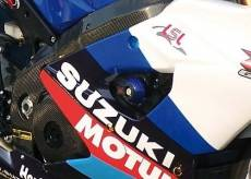 Kit fixation tampon de protection LSL Suzuki GSX-R 1000 05-06