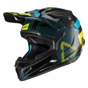 Casque cross Leatt GPX 4.5 V19.2 NOIR/LIME JUNIOR