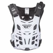 Plastron offroad Fly Racing Revel Race blanc