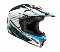 Casque cross enfant HJC CL-XY II BLAZE MC2 - S