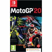 Jeux Video Koch Media MOTOGP20 NINTENDO SWITCH
