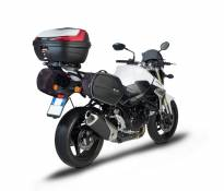 Support de top case Givi Monorack Suzuki GSR 750 11-16