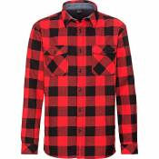 Spirit Motors Checked Style 1.0 XL Red