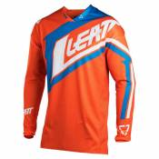 Leatt Gpx 4.5 Lite S Orange / Denim