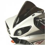 Bulle Bullster double courbure incolore Yamaha YZF-R1 09-12
