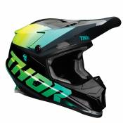 Casque cross Thor SECTOR - FADER - ACID TEAL 2021