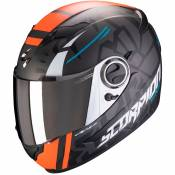 Casque Scorpion Exo EXO-490 - ROCK REPLICA II