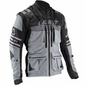Veste enduro Leatt GPX 5.5 ENDURO - STEEL 2020