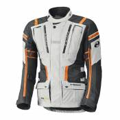 Veste textile Held HAKUNA II gris/orange- XL