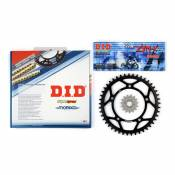 Kit chaîne DID alu Ducati 620 Monster / Dark / s i.e. 02-04