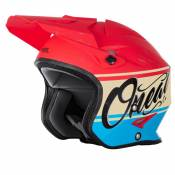 Casque O'Neal SLAT - VX1 - RED BLUE MATT 2021