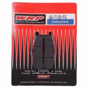 Wrp F6 Off Road Yamaha Front Brake Pads One Size