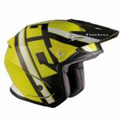 Casque trial Hebo ZONE 5 T-NINE LIME 2019