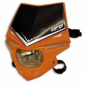 Plaque de phare UFO Stealth orange (orange KTM 68-11)