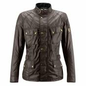 Veste Belstaff CROSBY marron- 2XL