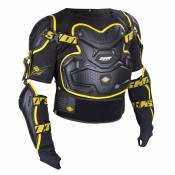Gilet de protection Shot INTERCEPTOR - BLACK YELLOW 2019