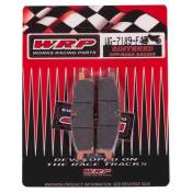 Wrp F4r Off Road Yamaha Front Brake Pads One Size