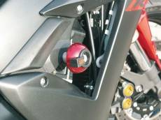 Kit fixation tampon de protection LSL Yamaha YZF-R1 02-03