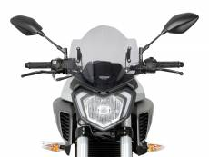 Saute-vent MRA Racing clair Yamaha MT-125 14-18
