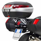 Support top case Givi alu Bmw K 1200 R 05-08 / K 1300 R 09-14