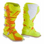 Bottes cross Acerbis X-Move 2.0 jaune/orange - 41