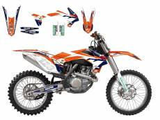Kit déco replica KTM Marchetti Racing SX/SX-F & EXC