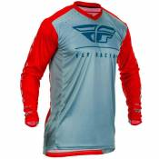 Maillot cross Fly LITE HYDROGEN RED SLATE NAVY 2020