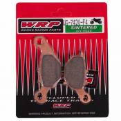 Wrp F4 Off Road Suzuki Rear Brake Pads One Size