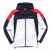 Veste Alpinestars Stratified navy/blanc - 2XL