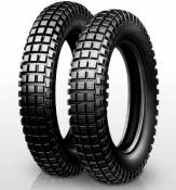 Pneu Michelin Trial X Light Competition ( 120/100 R18 TL 68M roue arrière, M/C )