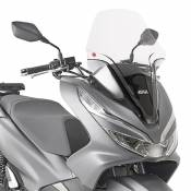 Givi 1129dt Honda Pcx 125 One Size Clear