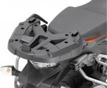 Support Kappa pour top case Monolock ou Monokey KTM 1050 Adventure 15-