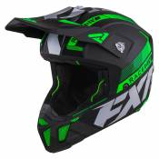 Casque cross FXR CLUTCH BOOST LIME 2021