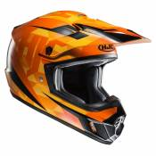 Casque cross HJC CS-MX II DAKOTA MC7SF - XS