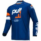Maillot cross Pull-in CHALLENGER RACE ORANGE NAVY 2020