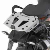 Givi Monokey Top Case Rear Rack Ktm 1050/1090/1190 Adventure&1190 Adventure R&1290 Super Adventure/t/r/s One Size Aluminium