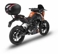 Support top case Givi KTM Duke 125-200-390 11-14