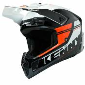 Casque cross Kenny PERFORMANCE PRF - GRAPHIC - ORANGE 2020