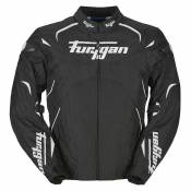 Furygan Narval XXXXL Black / White