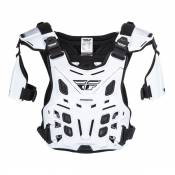 Plastron offroad Fly Racing Revel blanc